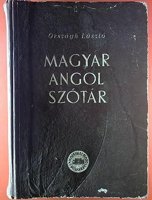 Magyar Angol Szótár: Országh László