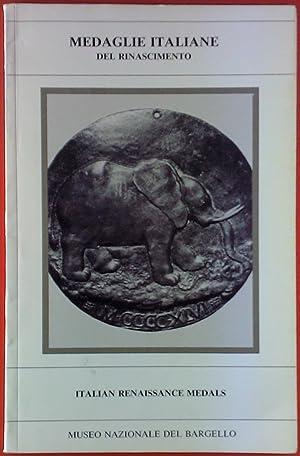 Medaglie Italiane Del Rinascimento. Italian Renaissance Medals.: J. Graham Pollard