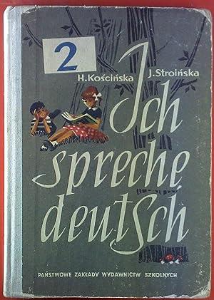 Ich spreche deutsch 2: Halina Kościńska, Joanna
