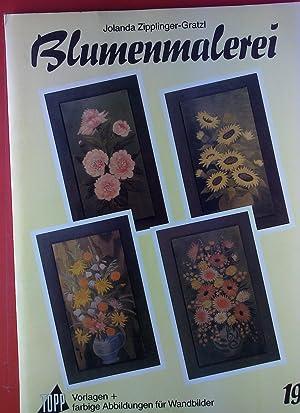 Blumenmalerei, Heft 19.: Jolanda Zipplinger-Gratzl