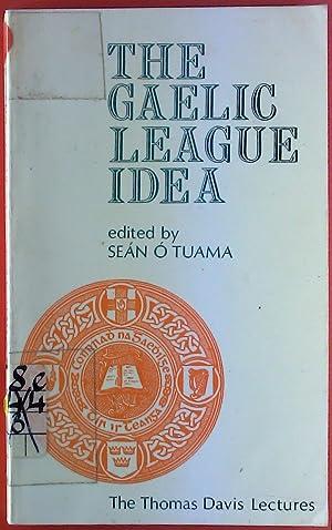 The Gaelic League Idea: Seán Ó Tuama