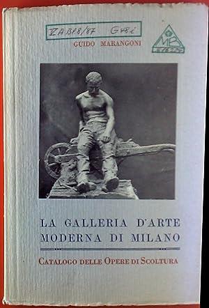 La Galleria D Arte Moderna di Milano.: Guido Marangoni