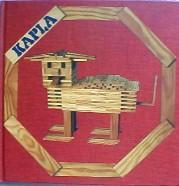 L'art Kapla, Volume No. 1 (Red): Van Der Brugen,