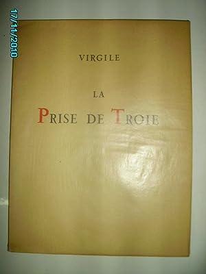 LA PRISE DE TROIE: VIRGILE