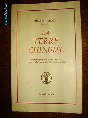 LA TERRE CHINOISE: PEARL S.BUCK