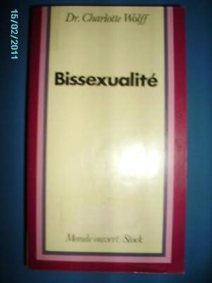 BISSEXUALITE: Dr.CHARLOTTE WOLFF