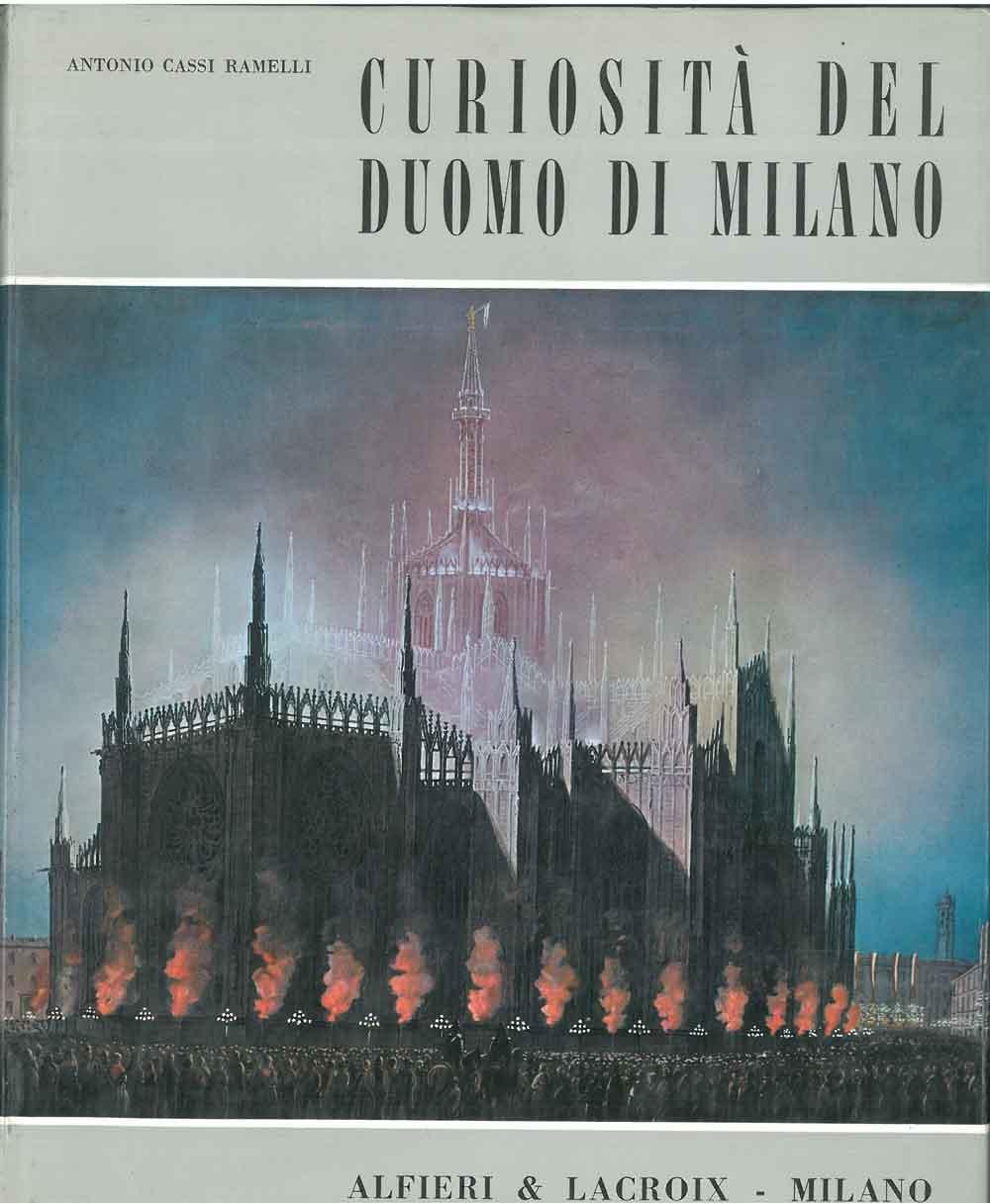 Curiosità del duomo di Milano: Cassi Ramelli Antonio