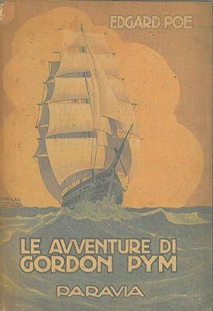 Le avventure di Arturo Gordon Pym Traduzione: Poe Edgar Allan