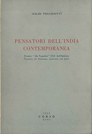 Pensatori dell'India contemporanea