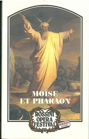 Moise et Pharaon. Opera en quatre actes.: Rossini Gioacchino, Balocchi