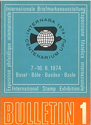 Internationale Briefmarkenausstellung. Exposition Philatelique Internationale. Esposizione ...