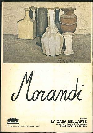 Giorgio Morandi 1890-1964. Disegni, acqueforti, acquarelli, oli