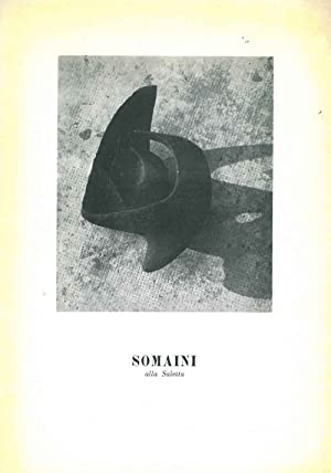 Somaini alla Saletta. 1958