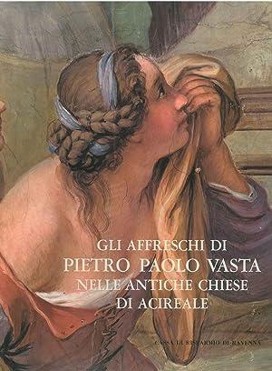 Gli affreschi di Pietro Paolo Vasta nelle: Blanco Mario (a