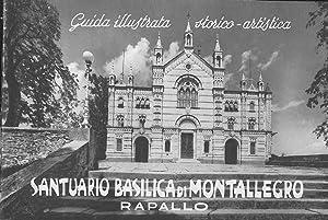 Santuario Basilica Madonna di Montallegro. m. 612