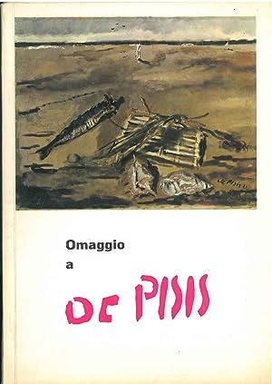 Omaggio a Filippo De Pisis. Galleria Dolomiti,