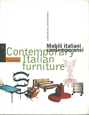Contemporary italian furniture. Mobili italiani contemporanei