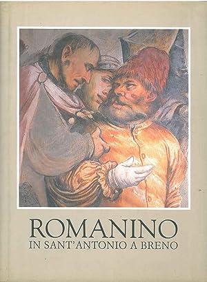 Romanino in Sant'Antonio a Breno Introduzione di: Franzoni Oliviero, Ferri