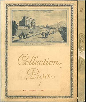 Catalogue de la collection Pisa. Premier Volume: Texte descriptif. Deuxième volume: Planches