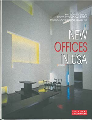 New Offices in Usa A cura di S. San Pietro
