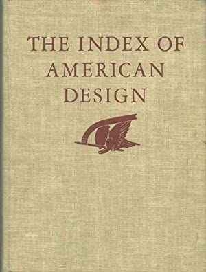 The index of american design. Introduction by Holger Cahill