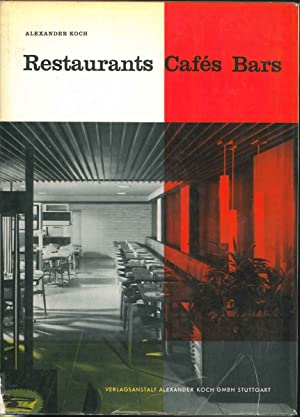 Restaurants cafés bars