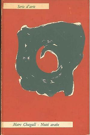 Notti arabe: Chagall Marc