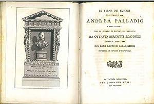 Le terme dei romani disegnate da Andrea: Palladio Andre, Bertotti