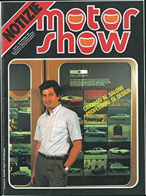 Notizie Motor Show. Anno I, n. 4, settembre 1982, n. 4