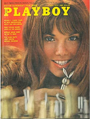 Playboy. Enterteiment for men. May 1972