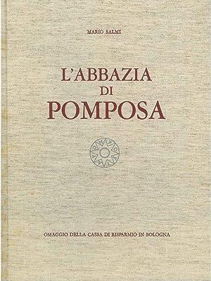 L' abbazia di Pomposa: Salmi Mario