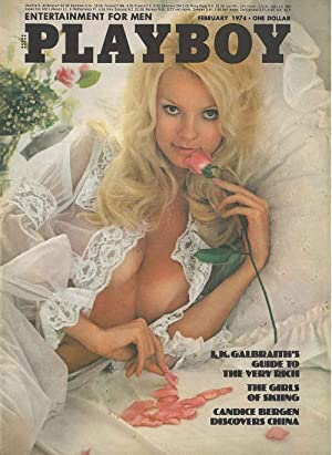 Playboy. Enterteinment for men. February 1974