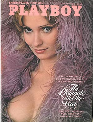 Playboy. Enterteinment for men. June 1974