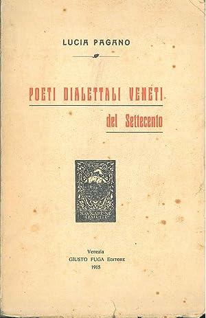 Poeti dialettali veneti del Settecento: Pagano Lucia