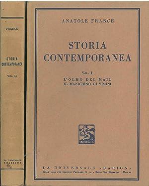 Storia contemporanea. Vol. I: L'olmo del mail,: France Anatole