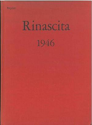 Rinascita 1946. Reprint