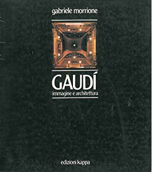 Gaudì. Immagine e architettura Con un saggio: Morrione Gabriele