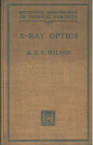 X-Ray Optics. The Diffraction of X-Rays by finite and imperfect crystals