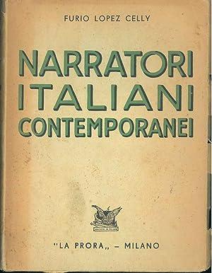 Narratori italiani contemporanei: Lopez-Celly Furio
