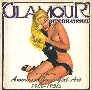 Glamour International Magazine. Numero 17. Ottobre 1991. American Good Girl Art 1900s - 1950s. En...