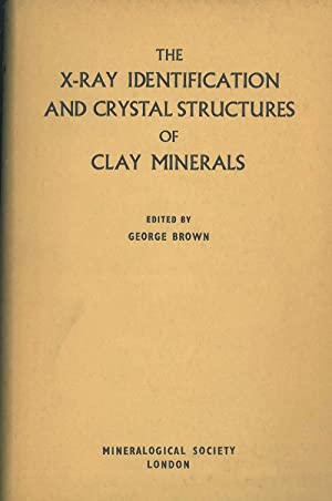 The X-ray identintification and crystal structures of clay minerals