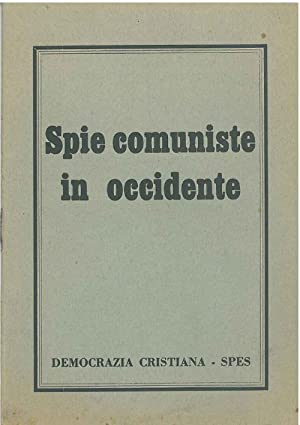 Spie comuniste in occidente
