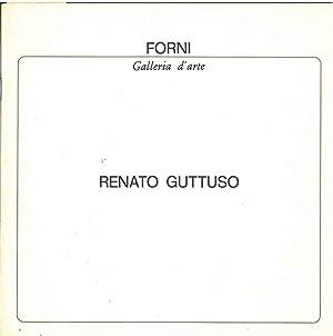 """Renato Guttuso. """"Colloquio con i maestri"""". Bologna,: Galleria Forni"""