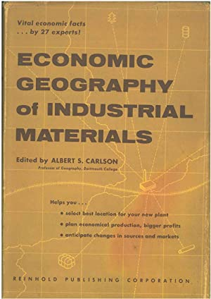 Economic geography of industrial materials