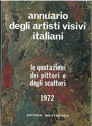 Annuario degli artisti visivi italiani. Le quotazioni