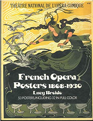 French Opera. Posters 1868-1930