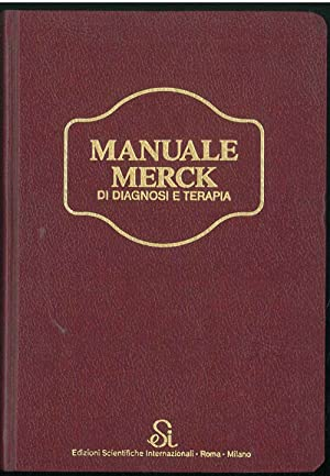 Manuale Merck di diagnosi e terapia