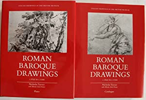Roman baroque drawings Catalogue and Plates c. 1620 to c. 1700