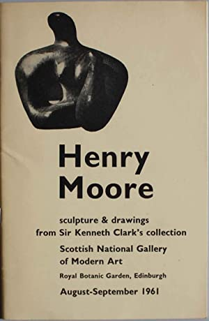 Henry Moore sculpture & drawings from Sir Kenneth Clark's collection
