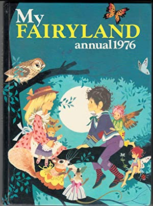 My Fairyland Annual 1976 [Hardcover] by World